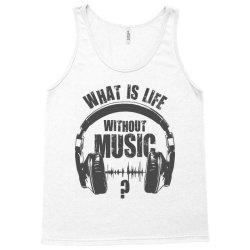 music is life Tank Top | Artistshot