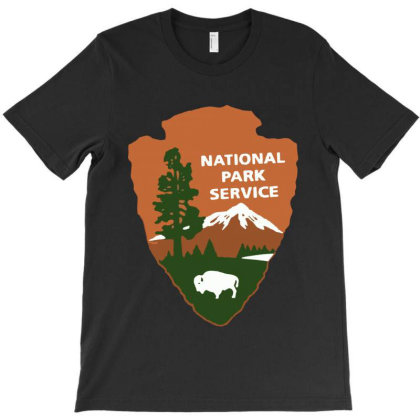 National Park Service T-shirt Designed By Beach Boy