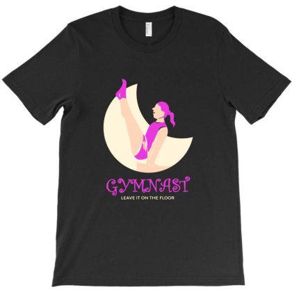 Gymnastics, Gymnastics Fans, Handstand T-shirt Designed By Cuser2870