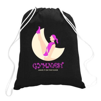 Gymnastics, Gymnastics Fans, Handstand Drawstring Bags Designed By Cuser2870