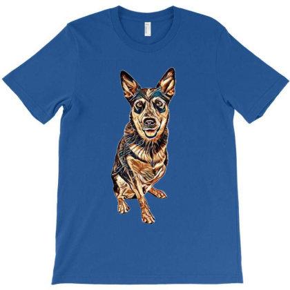 An Australian Cattle Dogs Tha T-shirt Designed By Kemnabi