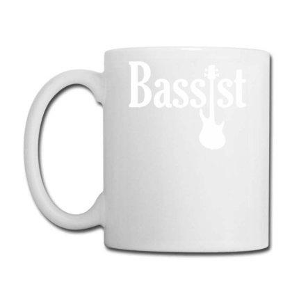 Bassist Guitar Coffee Mug Designed By L4l4pow