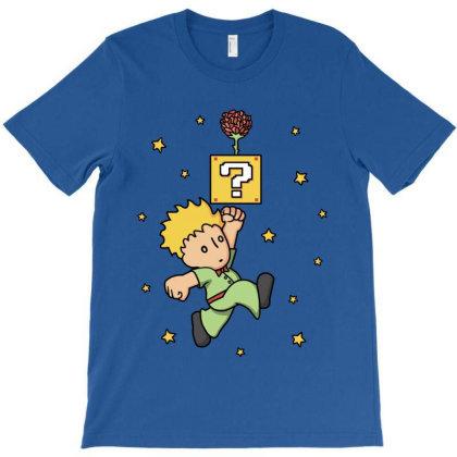 Super Prince! T-shirt Designed By Raffiti