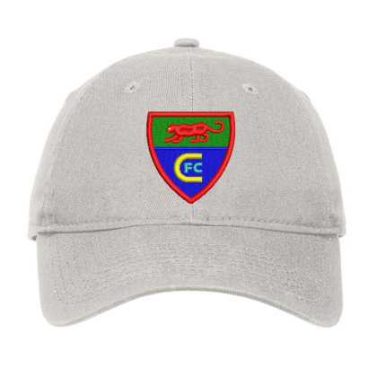 Cfc Embroidered Hat Adjustable Cap Designed By Madhatter