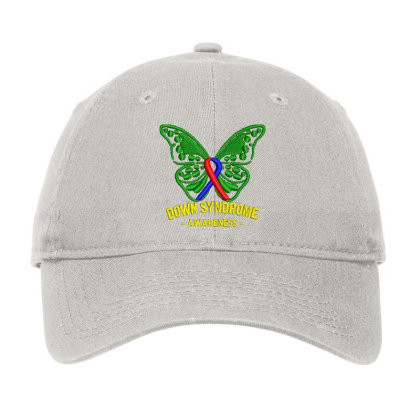 Down Syndrome Embroidered Hat Adjustable Cap Designed By Madhatter