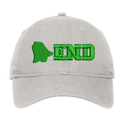 End Embroidered Hat Adjustable Cap Designed By Madhatter