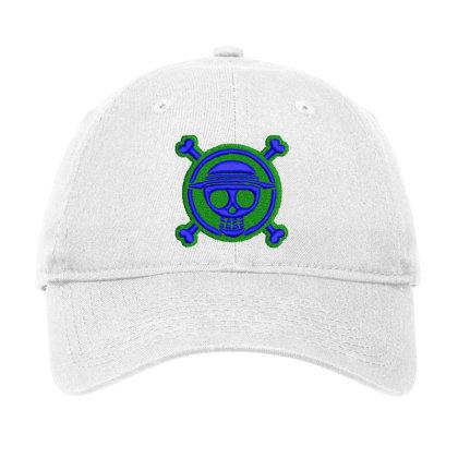 Skeleton Embroidered Hat Adjustable Cap Designed By Madhatter