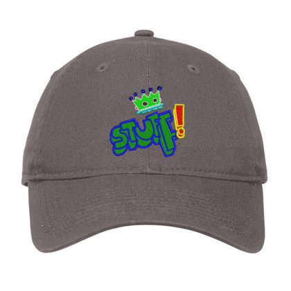 King Stuff Embroidered Hat Adjustable Cap Designed By Madhatter