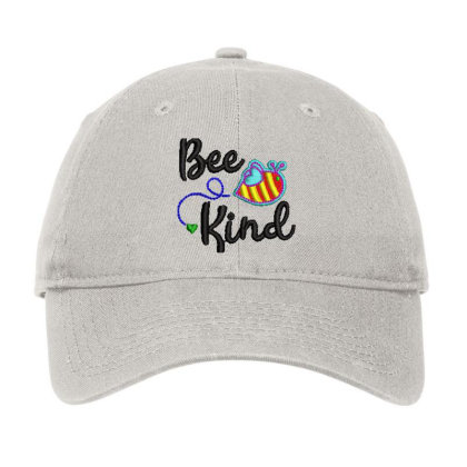 Bee King Embroidered Hat Adjustable Cap Designed By Madhatter