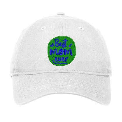 Best Mom Ever Embroidered Hat Adjustable Cap Designed By Madhatter