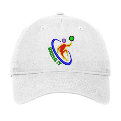 Bring It Embroidered Hat Adjustable Cap Designed By Madhatter
