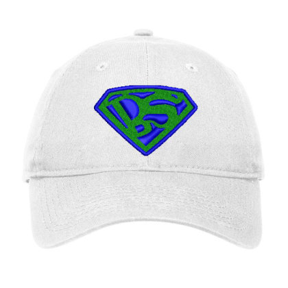 Bs Embroidered Hat Adjustable Cap Designed By Madhatter