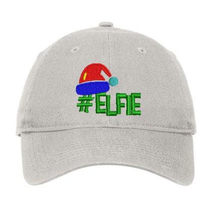 #elfie Embroidered Hat Adjustable Cap Designed By Madhatter