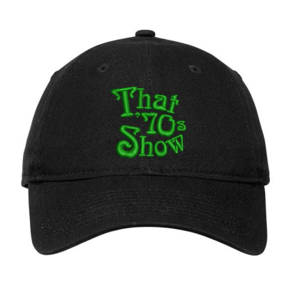 That 70's Show Embroidered Hat Adjustable Cap Designed By Madhatter