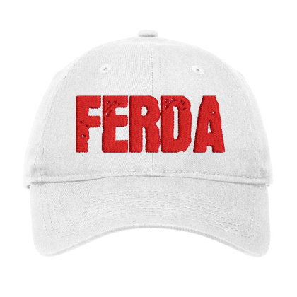Ferda Embroidered Hat Adjustable Cap Designed By Madhatter