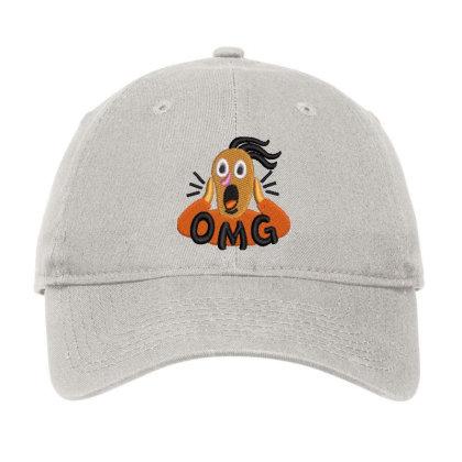 Omg Embroidered Hat Adjustable Cap Designed By Madhatter