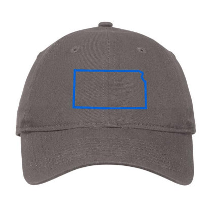 Kansas Adjustable Cap Designed By Madhatter