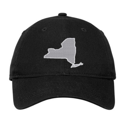 New York Adjustable Cap Designed By Madhatter