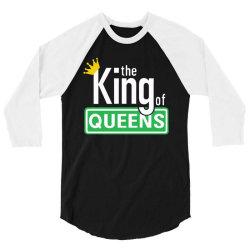 king of queens 3/4 Sleeve Shirt | Artistshot