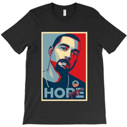Kanye West Hope 2020 T-shirt Designed By Donkey Apparel