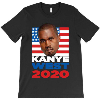Kanye West For President In 2020 T-shirt Designed By Donkey Apparel
