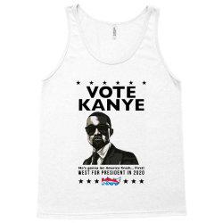 kanye graduates from hip hop to politics Tank Top | Artistshot