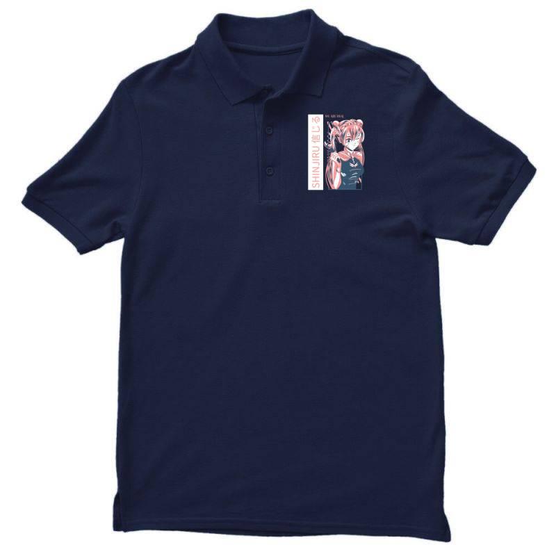 Anime Girl Men's Polo Shirt | Artistshot