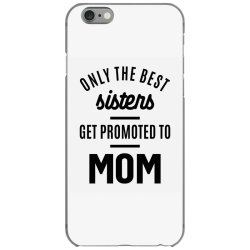 Womens Promoted To Mom - Mother's Day Gifts iPhone 6/6s Case | Artistshot