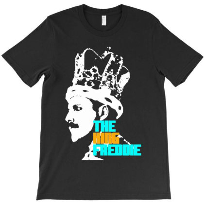 Freddie Mercury T-shirt Designed By Mrt90