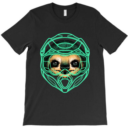 Born For Speed T-shirt Designed By Glitchygorilla