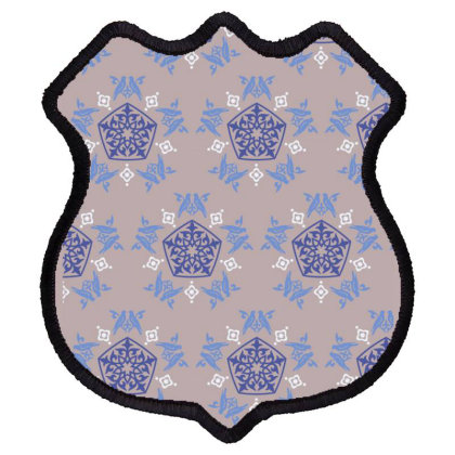 Diamond Design Shield Patch Designed By Fashionnetwork