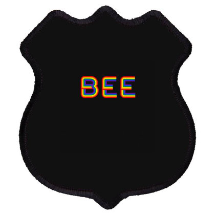 Bee Shield Patch Designed By Disgus_thing