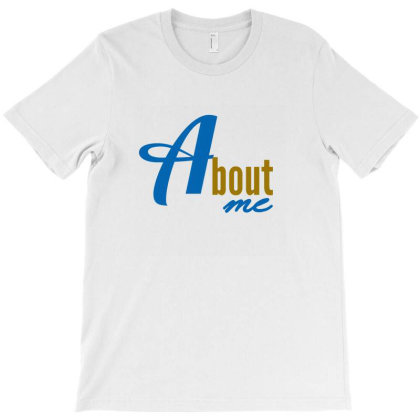 About Me T-shirt Designed By Thakurji