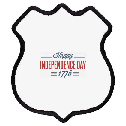 Happy Presidents Day Shield Patch Designed By Estore