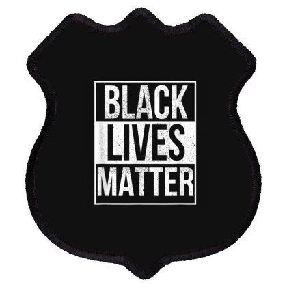 Black Lives Matter Shield Patch Designed By Kakashop