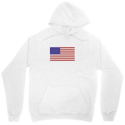 American Flag Unisex Hoodie Designed By Estore