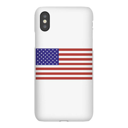 American Flag Iphonex Case Designed By Estore