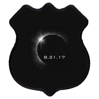 Total Solar Eclipse Summer August 21st 2017 Shield Patch Designed By Kakashop
