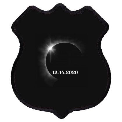 Total Solar Eclipse 2020 Shield Patch Designed By Kakashop