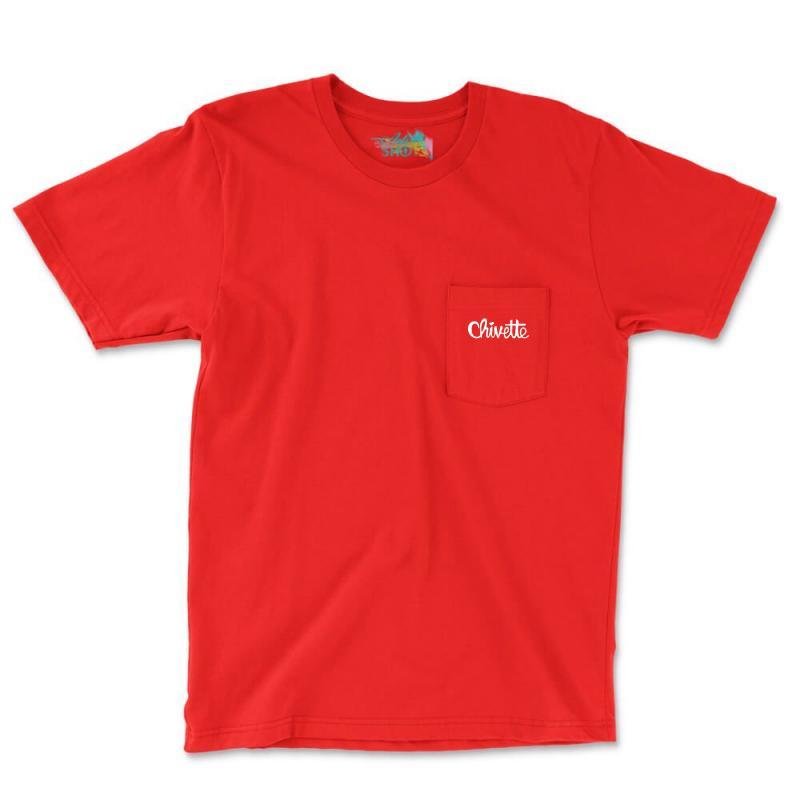 Chivette1 Pocket T-shirt | Artistshot