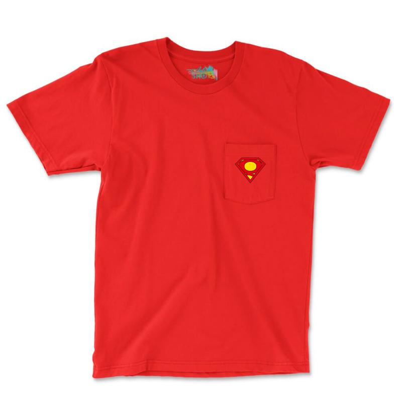 Q Pocket T-shirt | Artistshot