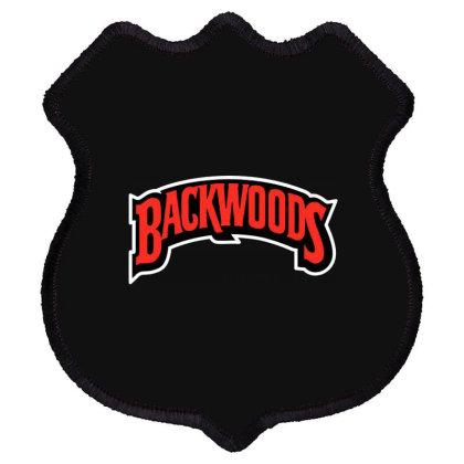 Backwoods Shield Patch Designed By Doremi Tees