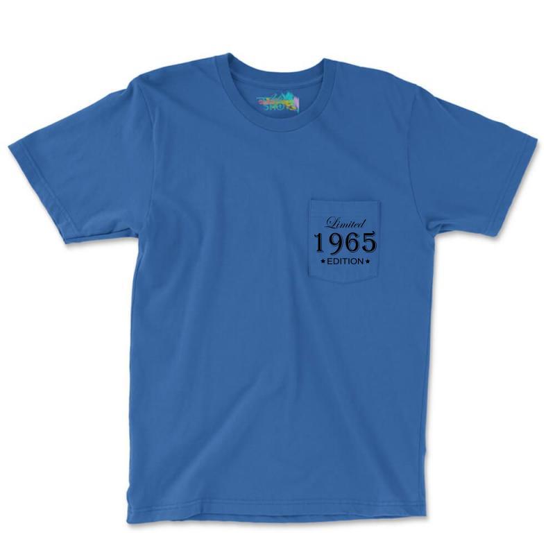 Limited Edition 1965 Pocket T-shirt | Artistshot