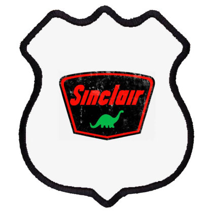 Sinclair Motor Vintage For Light Shield Patch Designed By Doremi Tees