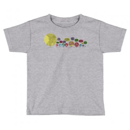 Planetary Chatter Vectorized Toddler T-shirt Designed By Fandysr88