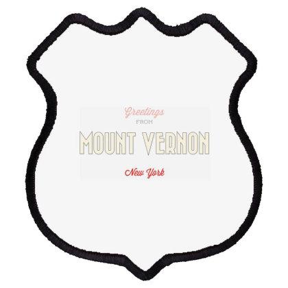 Mount Vernon, New York Shield Patch Designed By Estore