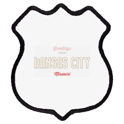 Kansas City, Missouri Shield Patch Designed By Estore