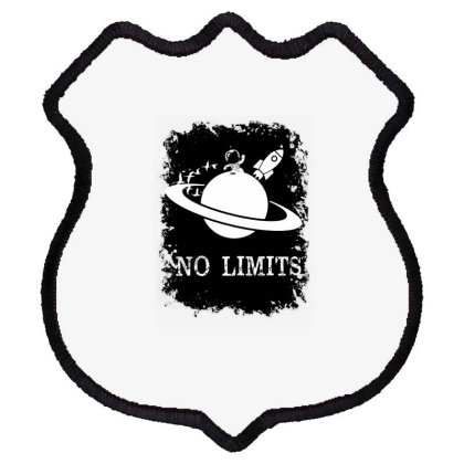 Space Dreams Shield Patch Designed By Vrushabh2107