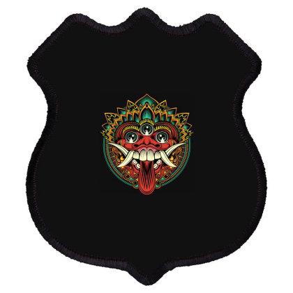 Dragon Shield Patch Designed By Estore