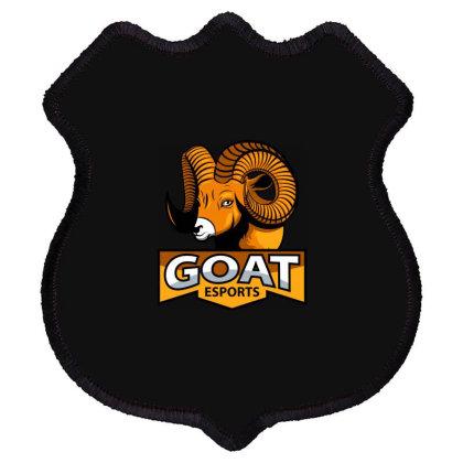 Goat Shield Patch Designed By Estore